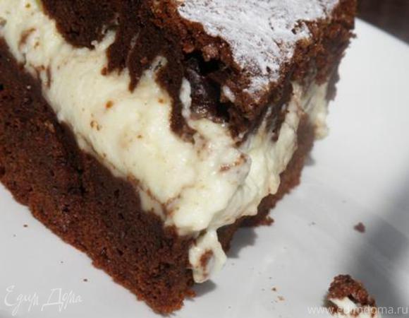 шоколадный торт с маскарпоне рецепты с фото