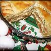 """""""Курник"""" или """"Свадебный пирог"""" - русская традиционная кухня, ну немного с блинами!"""