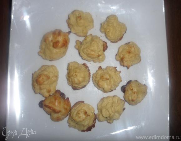 Картофель Герцогиня (pommes duchesse)