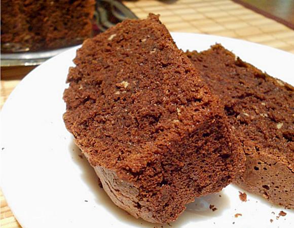 Шоколадный кекс от Джейми Оливера