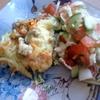 Бабушкин кассероль (запеканка из спагетти)