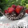 Шоколадная корзинка