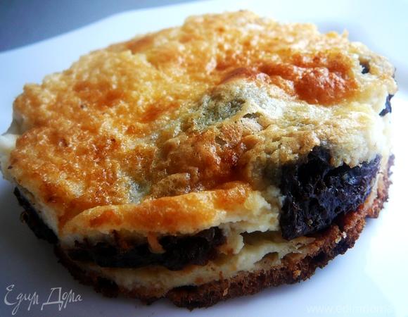 Бретонский пирог с черносливом от Ришара Бертине