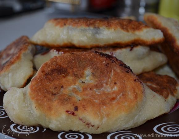 Картофельное дрожжевое тесто для пирожков