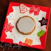 Апельсиново-имбирные печешки с ромовой глазурью (Orange gingerbread cookies with rum glaze)