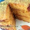 "Морковный пирог с лимоном ""Пышный"""