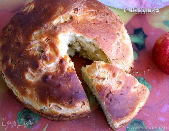 Белорусский яблочный пирог