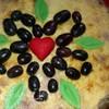 Виноградный пирог