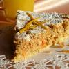 Итальянский морковный пирог
