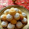 Маамуль (арабское печенье с финиками и орехами)