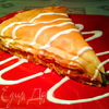 Слоеный капустный пирог из вытяжного теста