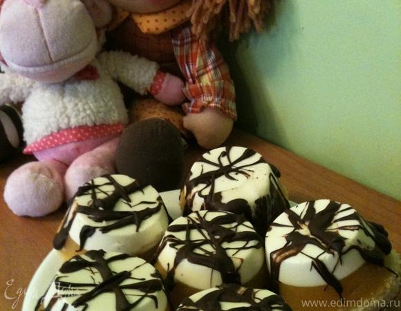 Абрикосовый десерт