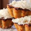 Мясные закусочные кексы с сыром Моцарелла