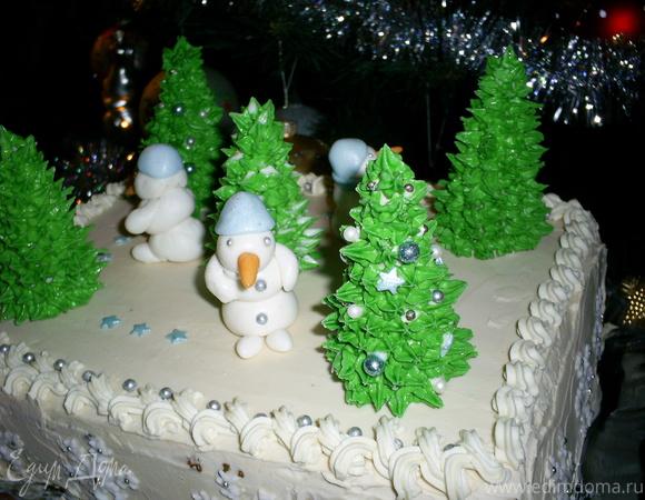 "Торт ""Закарпатский"""