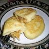 Картофельные зразы с начинкой из квашеной капусты