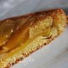 Манговый пирог