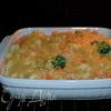 Запеченная паста с тунцом и овощами (TUNA - NOODLE CASSEROLE)
