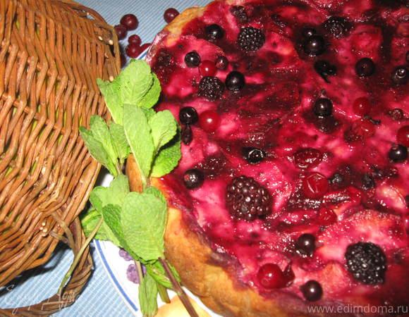 "Яблочный пирог ""Марина"""