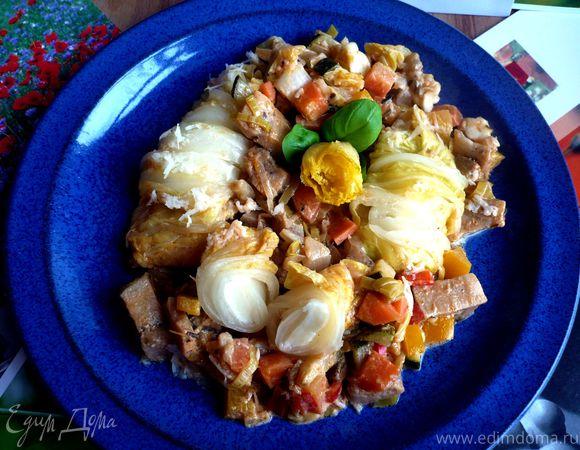 Запеканка «Mamma mia, или овощное наслаждение»