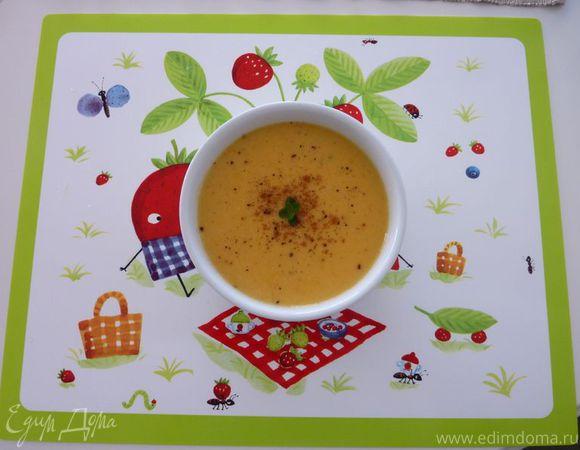 Суп из Тыквы Сквош