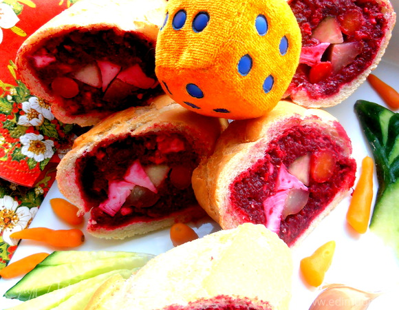 Багет на обед! (или на пикник)