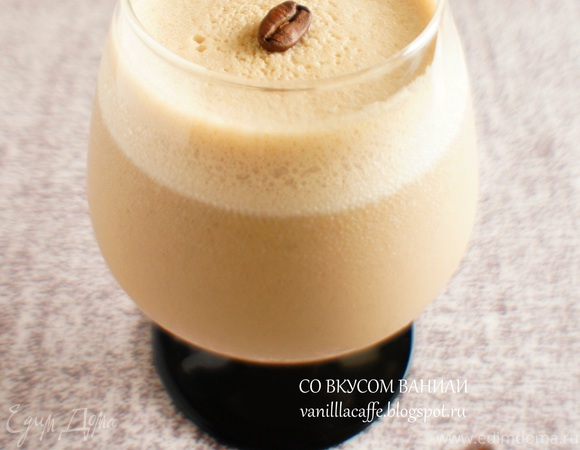 Мороженое кофейное в домашних условиях