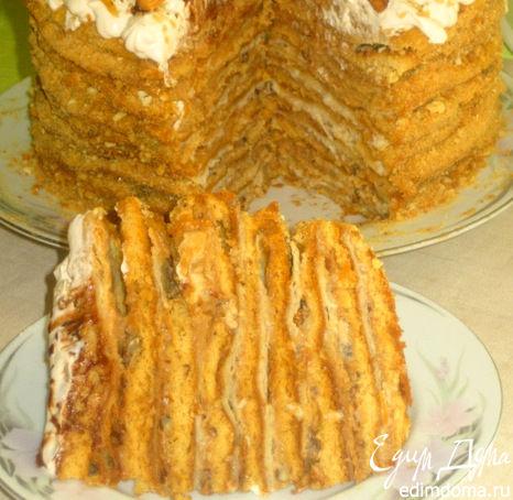 Торт арлекино рецепт с фото пошагово