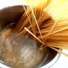 Быстрые спагетти с мидиями от Джейми Оливера для Вики (Ла Ванда)