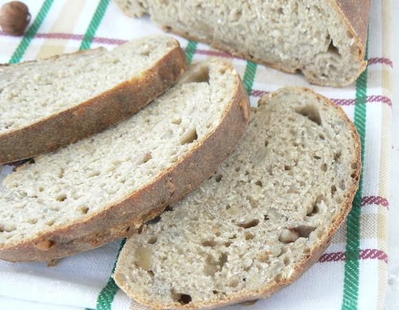 Батон орехово-зерновой