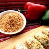 Соленый сезам для салатов