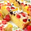Пирог с фруктами и ягодами (Рie with fruit and berries)