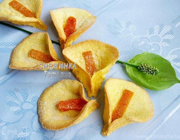 Печенье «Каллы»