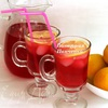 """Клюквено-лимонный напиток (""""Прохладительные напитки"""")"""