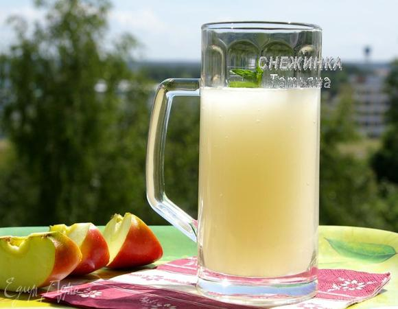 Яблочный квас («Прохладительные напитки»)