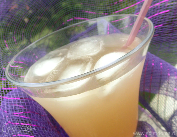 Лавандовый лимонад