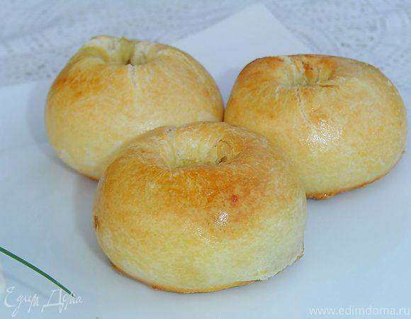 Кныши с начинкой из картофеля