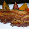 Нежные свиные ребрышки в соевом соусе