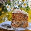 Морковный торт-пирог