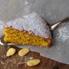 Миндальный пирог с тыквой