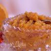 Тыквенный джем с хурмой и апельсином