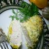 Куриные грудки, запеченные под сметанно-чесночным соусом
