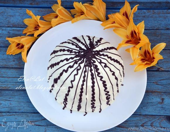 Торт «Панчо-Санчо или что-то в этом роде»