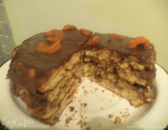 Торт без муки королевский торт рецепт