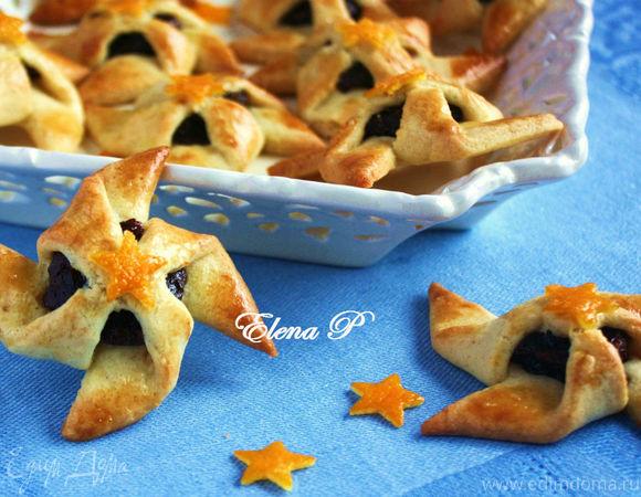 Финское рождественское печенье
