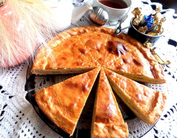 """Сырный пирог """"Пикантный"""""""