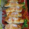Рогалики с вишнями (мамины)