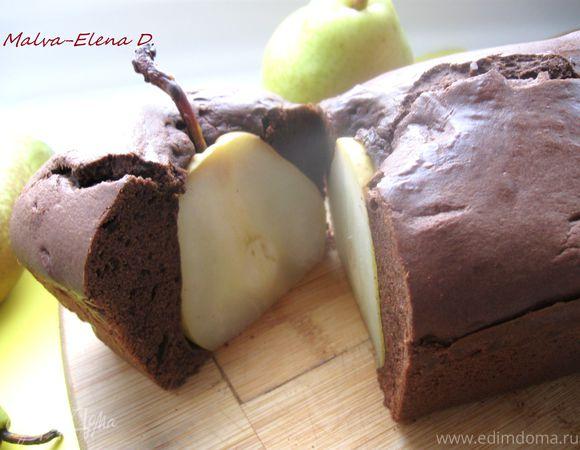 Шоколадный кекс «Любовь дала трещину»
