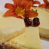 Сметанный ванильный чизкейк для Вики (Победа)