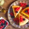 Турецкий пирог с молочной заливкой