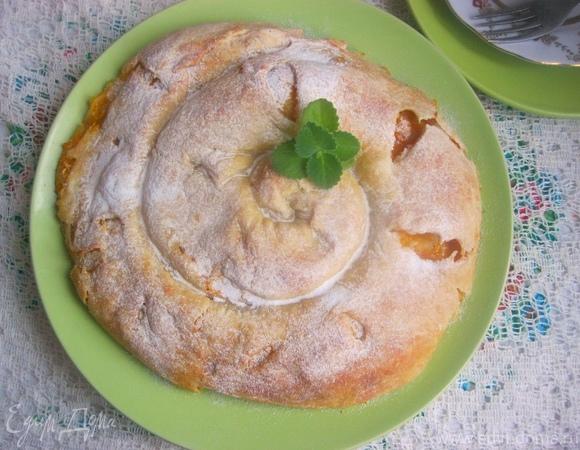 Тыквенная вертута (Pumpkin Vertuta)